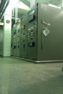Prism Electrical Relocations Underground Vault