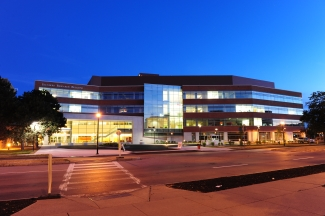 University of Rochester - Saunders Research Building