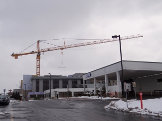 Unity Hospital Modernization & Expansion Project