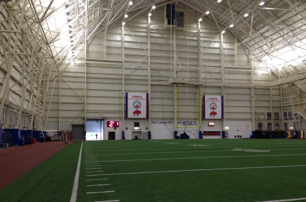 Ralph Wilson Stadium: Buffalo Bills Field House