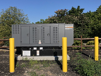 CMAC's Marvin Sands Performing Arts Center Emergency Generator